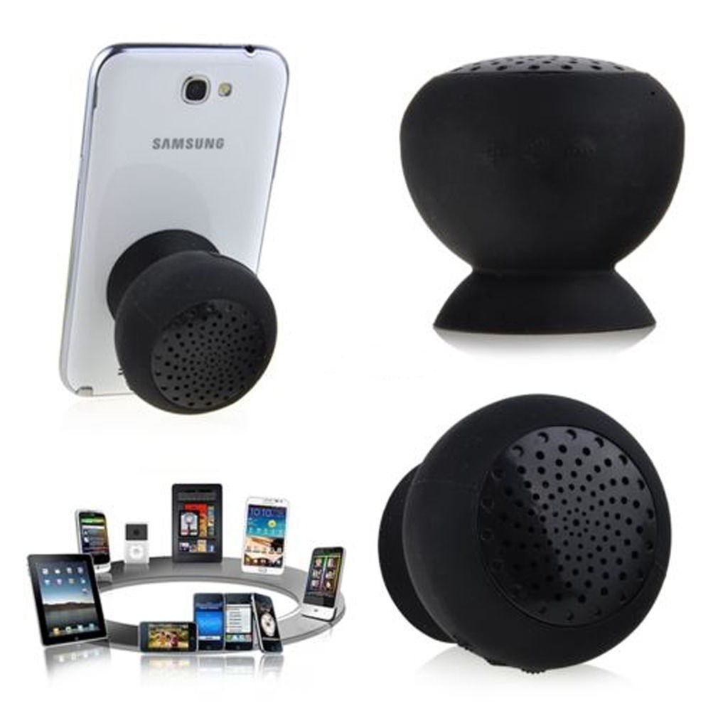 Waterproof Wireless Bluetooth Handsfree Mic Suction Speaker