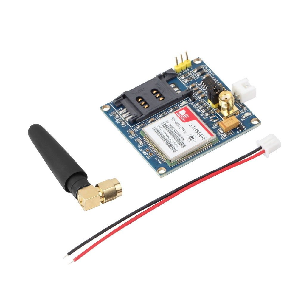 SIM900A V4.0 Kit Wireless Extension Module GSM GPRS Board Antenna Tested DB