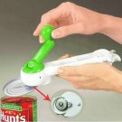 7 In 1 One Touch Kitchen Can Opener Bottle Jar Do As Seen On TV Knife Slicker