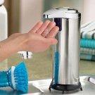 Stainless Steel Handsfree Automatic IR Sensor Touchless Soap Liquid Dispenser DB