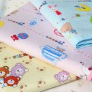 1 x Medium Size Waterproof Urine Mat Newborn Baby Burp Changing Pad Bedding Nappy Cover Random Color