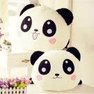 "Baby Pillow Plush Doll Toy Stuffed Animal Panda Pillow Bolster Gift 20cm 8"" DB"