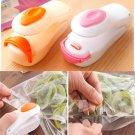 1 x Mini Heat Sealing Machine Impulse Sealer Seal Packing Plastic Bag  db