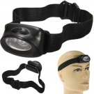 Out Door Waterproof 5 LED 7 Modes Fishing Hiking Camping Headlamp Head Flash Light Torch  db