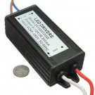 10W Waterproof Watt High Power LED Driver power supply AC85V-265V 50-60HZ db