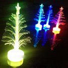 1x Light-up Fiber Optic Christmas Tree Xmas Glitter LED Light Home Party Decor db