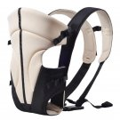 Newborn Baby Infant Toddler Adjustable Comfort Carrier Sling Rider Backpack Wrap db