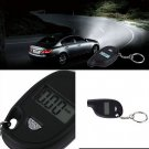 Portable LCD Digital Tire Tyre Air Pressure Gauge Tester Keychain Designs DB