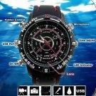 8GB Camcorder Waterproof Watch Camera DVR Video Recorder Cam 1280*960 Photo db