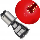 2 Pcs 1157 BAY15D P21/5W 18SMD CANBUS Error Free Brake Tail Car LED Light Bulb Red db