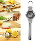 Stainless Steel Lemon Orange Lime Squeezer Juicer Hand Press Tool  db