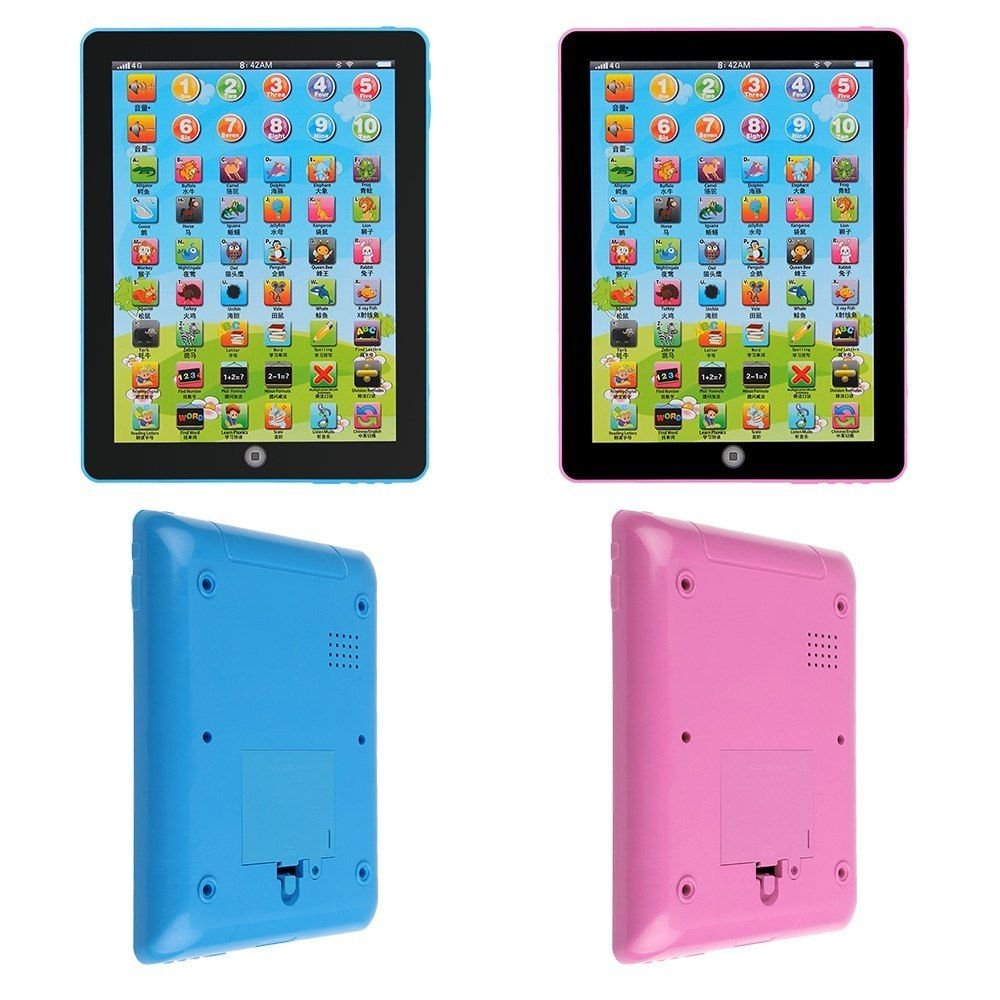 English Learning Touch Tablet Computer For Children Baby Educational Toy db