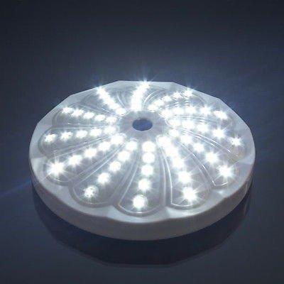 60 LED White UFO Light Lamp Lantern for Outdoor  db
