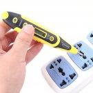 12-220V AC DC Voltage Detector Tester Pen LED Light Electric Sensor db