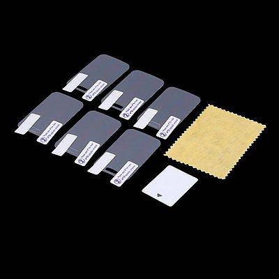 6pcs Crystal Clear Screen Protector Guard Film For Samsung Galaxy Gear S DB