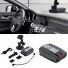 E6 Car Radar Detector GPS LED Display High Sensor Black dbdb