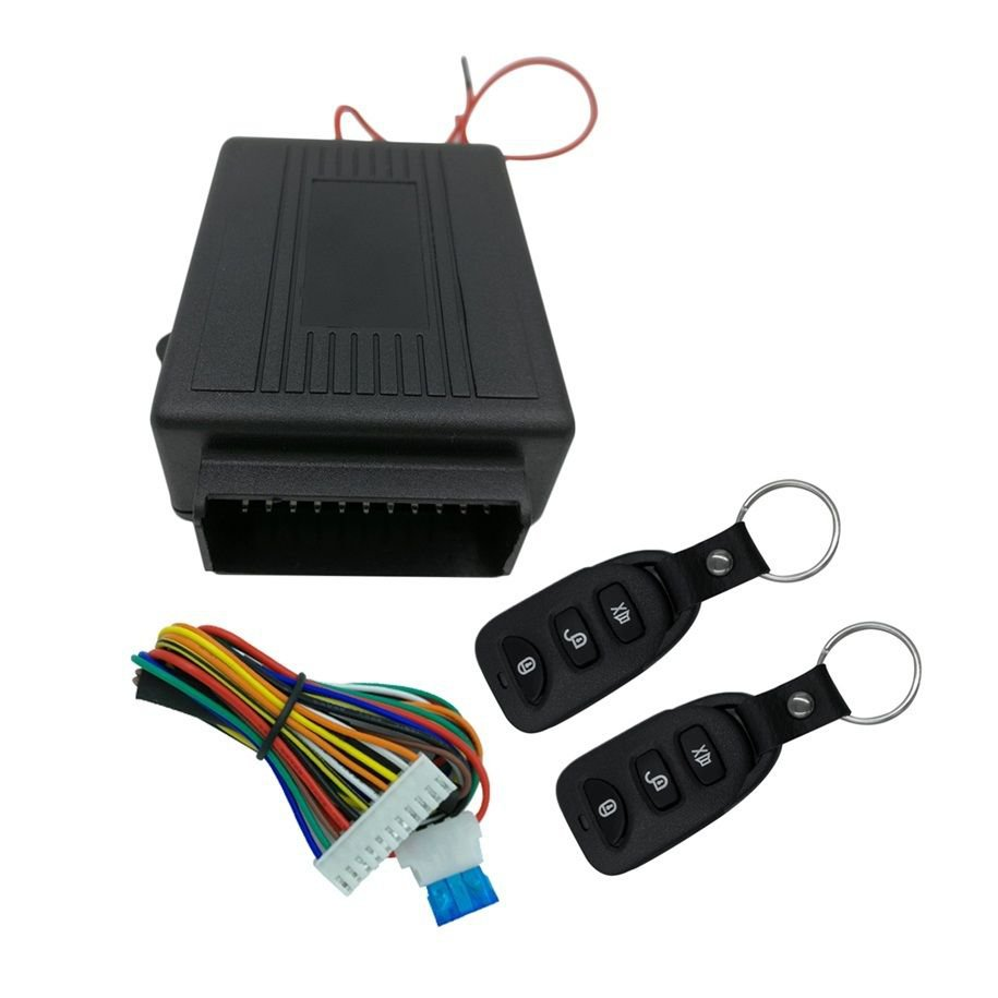 Universal Car Remote Control Central Door Lock Locking Keyless Entry System db