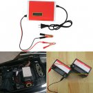 12V 6A Car Motorcycle Battery Charger for 12-Volt Sealed Lead-Acid  dbdb