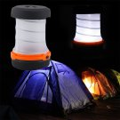 Portable Pop-up Camping Fishing Outdoor Tent Lantern Lamp Flashlight  db