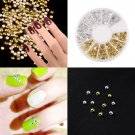 Mini 3D Nail Art Tip Stud Decor Cute Decoration Stickers DIY Accessories db