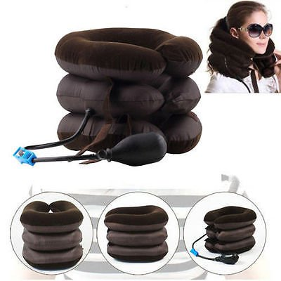 Cervical Neck Traction for Headache Head Back Shoulder Neck Pain db