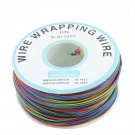 200M 30AWG Tin Plated Copper 8 Wire Colored Insulation Test Wrapping Cable Roll db
