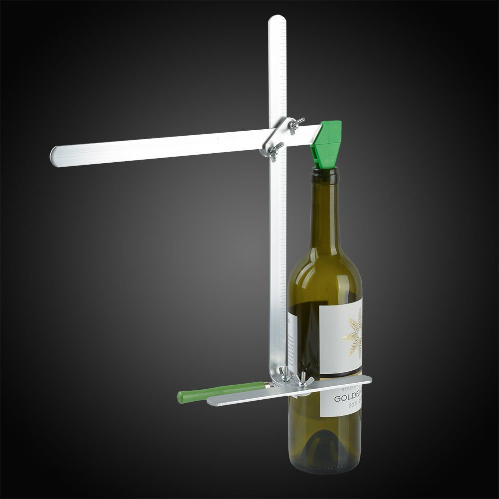 Glass Bottle Cutter Tool Stain Glass Recycles Bottles Jar hex Cutting Blades dbdb