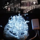5M 150 LED Icicle Light Christmas Lights Outdoor For Wedding Party Xmas Holiday db