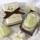 Creative Wedding Favors Bridal Party Gift Mini Scented Shower Bath PEAR Soap Handmade DB