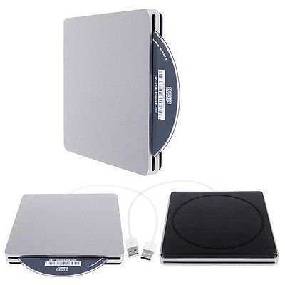 USB External Slot CD RW Drive Burner Superdrive For Apple MacBook Pro Air iMAC DB