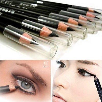 Black eye liner pencil 2 Pcs
