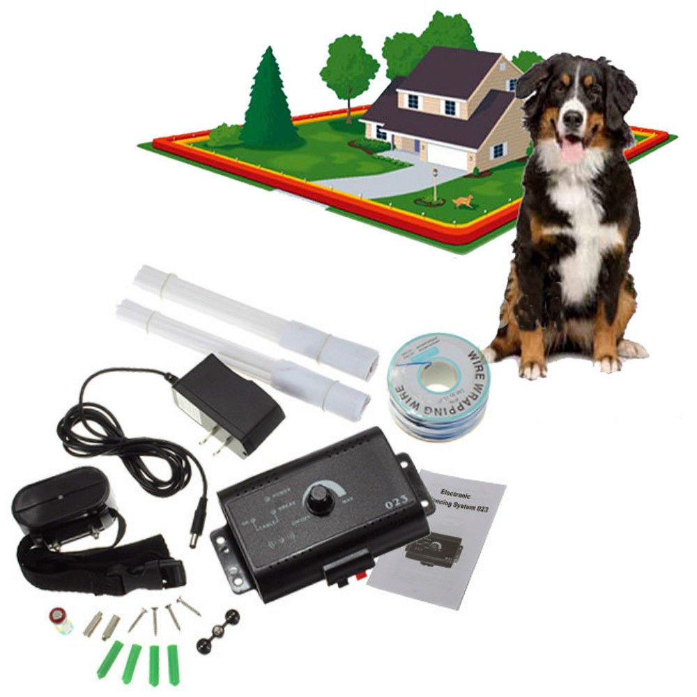 Underground In Ground Waterproof Electric Dog Pet Fence