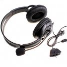 Big Gaming Headset with Microphone Mic for XBOX 360 XBOX360 Live Controller db