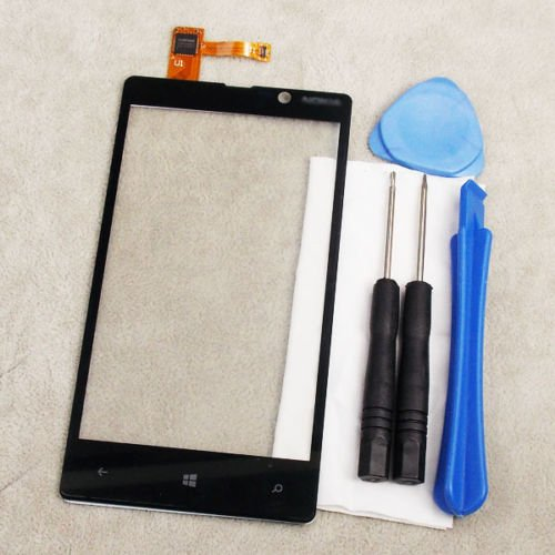 OEM Touch Screen Outer Glass Digitizer Lens Replacement For Nokia Lumia 820 N820 NEW
