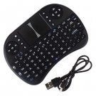 Mini Wireless Keyboard 2.4G with Touchpad Handheld Keyboard for PC Android TV db