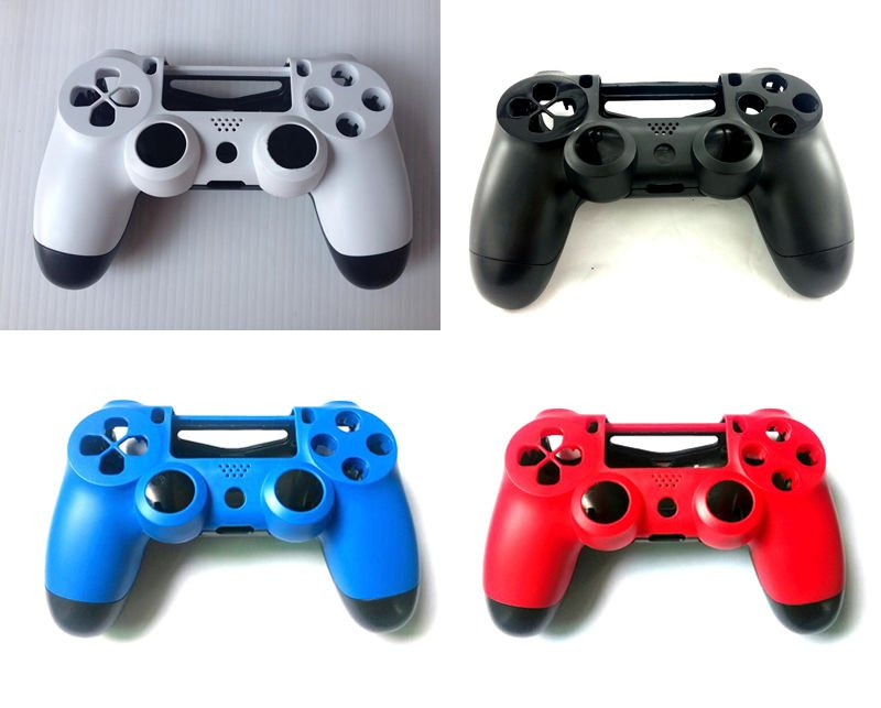 Replacement Housing Shell Part For PlayStation 4 PS4 Controller Case Cover Random Color