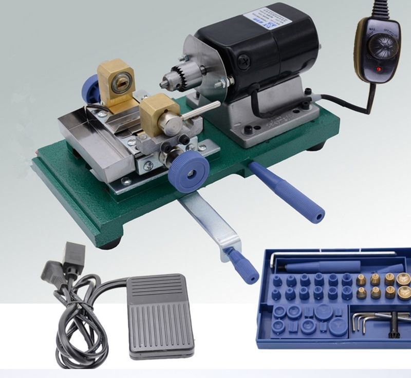 Pearl Drilling Holing Machine Driller Full Set Jewelry Tools New Fast Shipping dbd