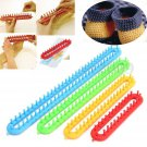 4 Size Plastic ABS Loom For Shawl Scarf Hat Socks Long Knit Knitter Knittingdbd