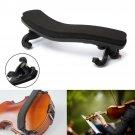 Black Height & Angle Adjustable Violin Shoulder Rest For 1/4 1/2 Size Violin dbd