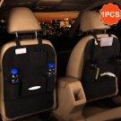 Auto Car Seat Back Multi-Pocket Storage Bag Organizer Holder Accessory gb