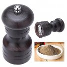 Durable Wooden+Stainless Steel Salt Pepper Spice Sauce Grinder Mill Muller Stick gg