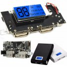 Dual USB 5V 1A 2.1A Mobile Power Bank 18650 Battery Charger PCB Module Board hh
