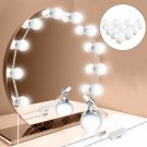 Vanity LED Mirror Light Kit For Makeup Hollywood Mirror With 10 Dimmable Bulbssss