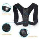 For Adult  Posture Corrector Support Magnetic Back Shoulder Brace Belt Adjustable