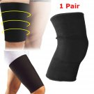 2pcs Thigh Sleeve Support Compression Hamstring Brace Wrap Hamstring Groin Quad,