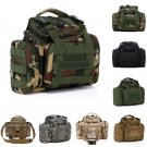 Fishing Waterproof Bag Tackle Storage Box Waist Shoulder Carry Handbag Pouch,