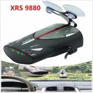 360 Degree Led display 16-Band Cobra XRS 9880 Laser Anti Radar Detectors Drivingg.