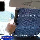 Auto Shade Car Retractable Curtain UV Protection Front Windshield Sun Visorr..