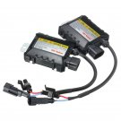 2 X Universal Xenon HID Replacement Conversion Kit 35W DC Slim Ballasts 12V