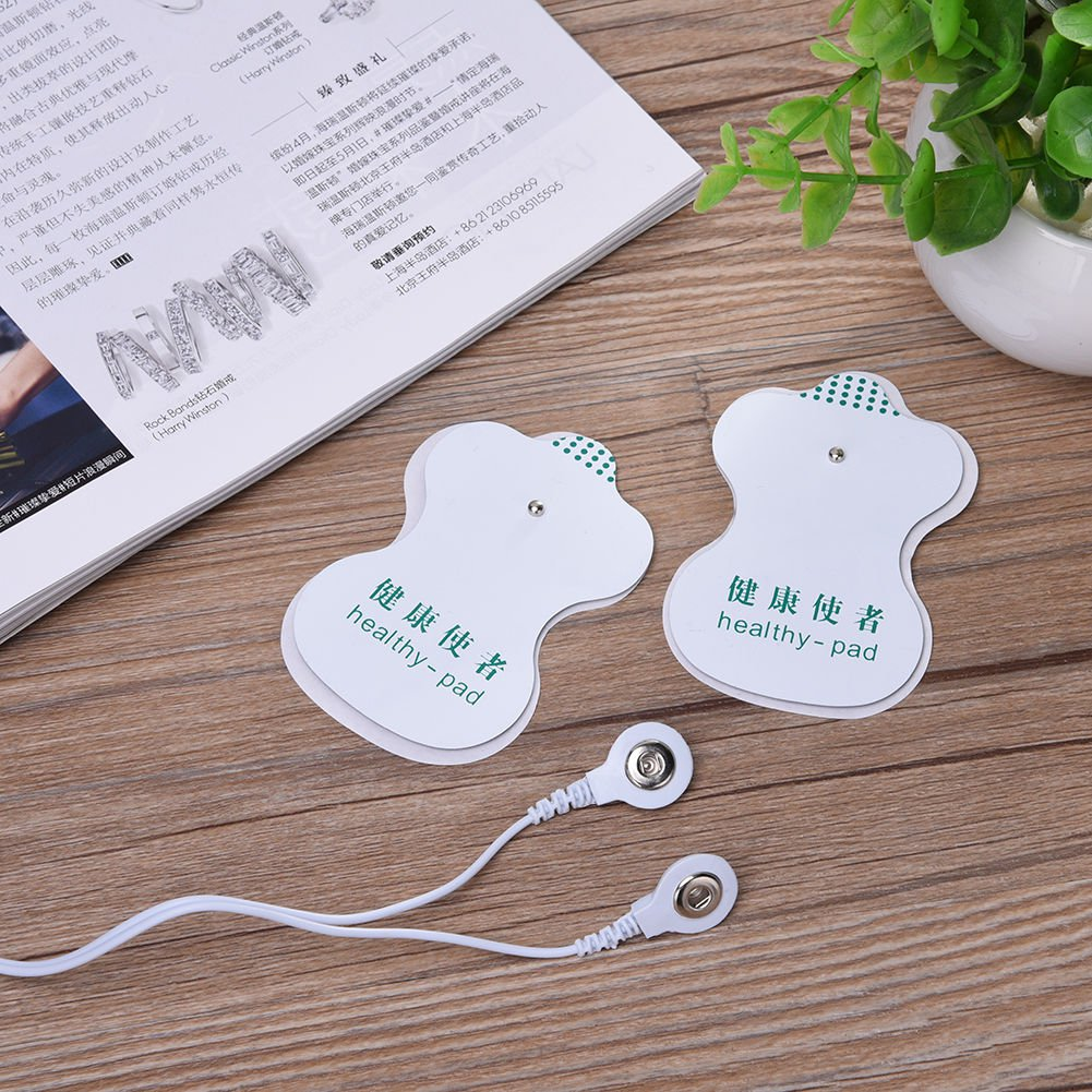 10 Replacement for Electric Therapy Tens Massager Units Electrode Patches